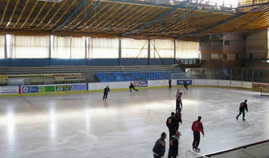 Ice hockey Stadium Nymburk