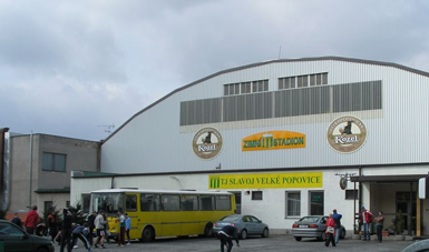Ice hockey Stadium Velke Popovice
